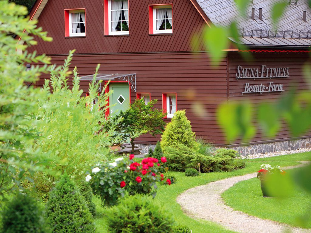 THB Hotel Waldidyll in Baabe