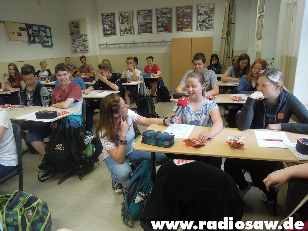 Fotos Klasse übersetzt In Calbe Saale Radio Saw