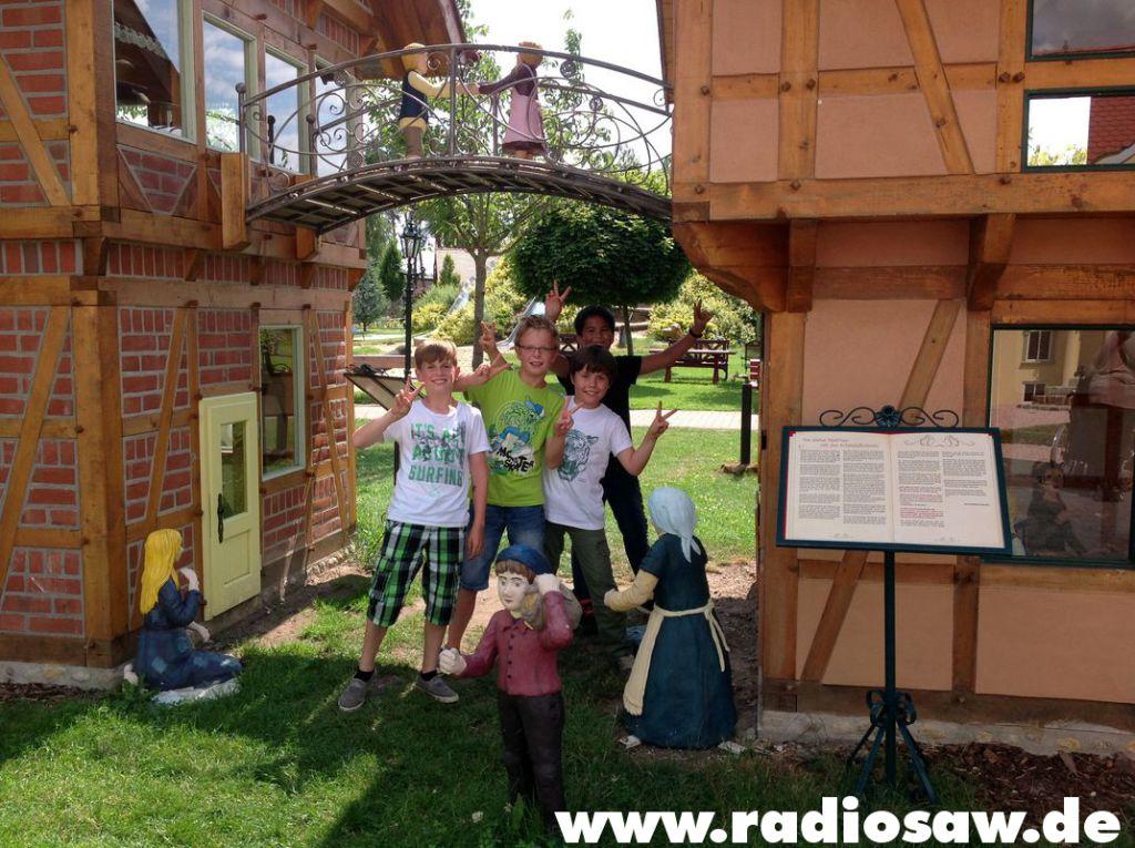 Fotos Marchenpark Salzwedel Radio Saw