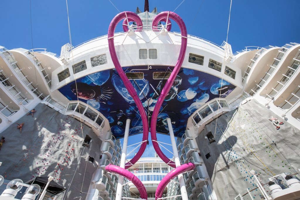 "Foto: Presscenter Royal Caribbean International<br /><strong class=""verstecktivw"">Fotoserie</strong>"