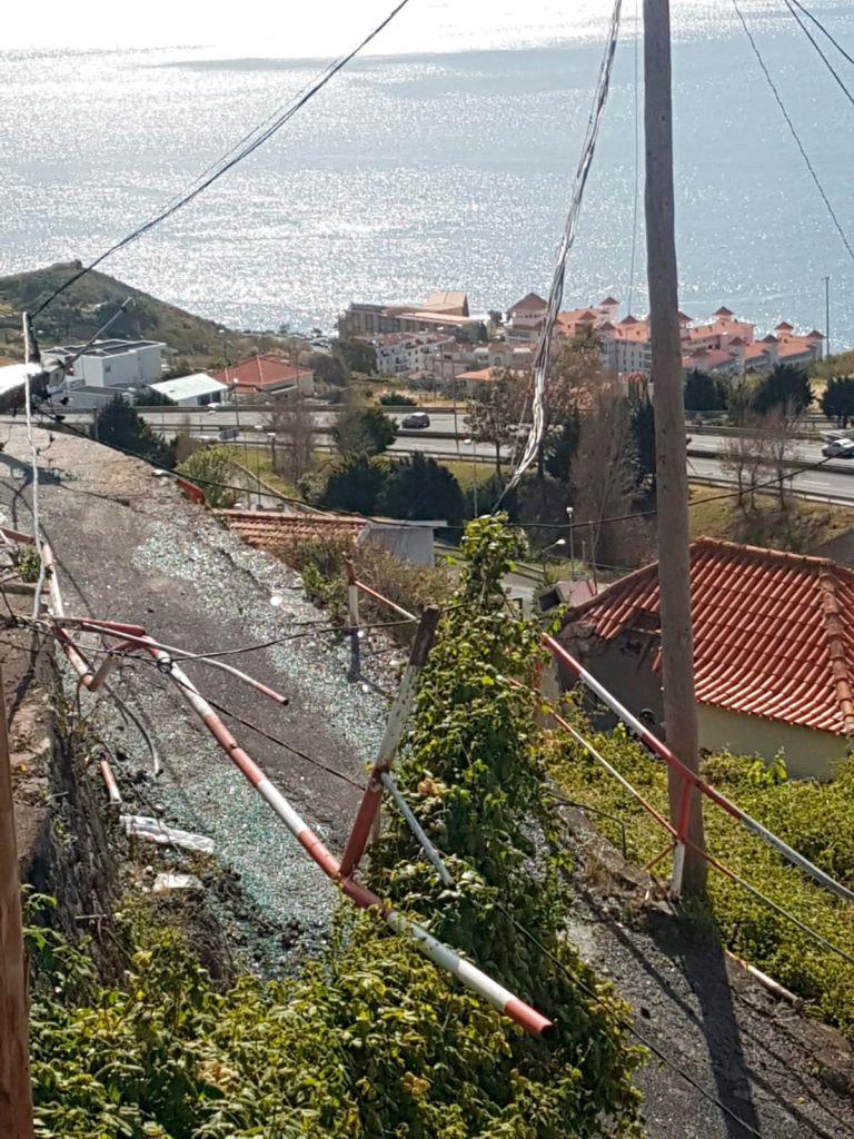 Madeira Busunglück
