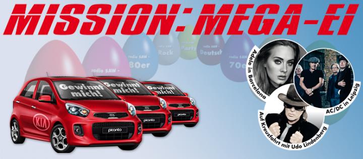 Mission MEGA-EI