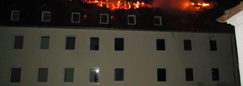 Brandanschlag Tröglitz