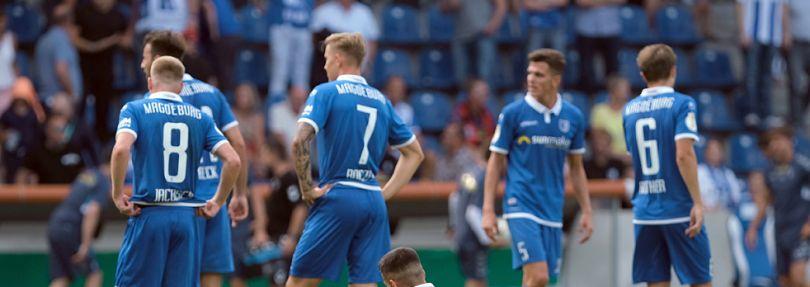 1. FC Magdeburg - SC Freiburg