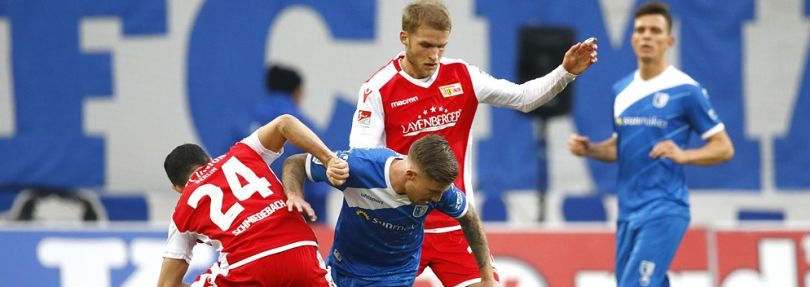 1. FC Magdeburg - Union Berlin