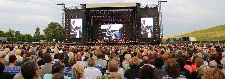 Open Air Konzertspektakel Im Saw Land Radio Saw