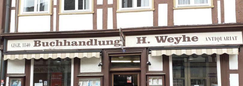 Buchhandlung H. Weyhe Salzwedel