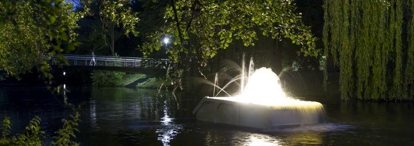 Lichtparcours Braunschweig