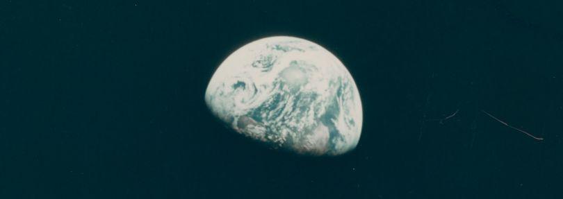 Auktion mit Original-Weltraumfotos
