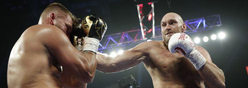 Tyson Fury gegen Tom Schwarz
