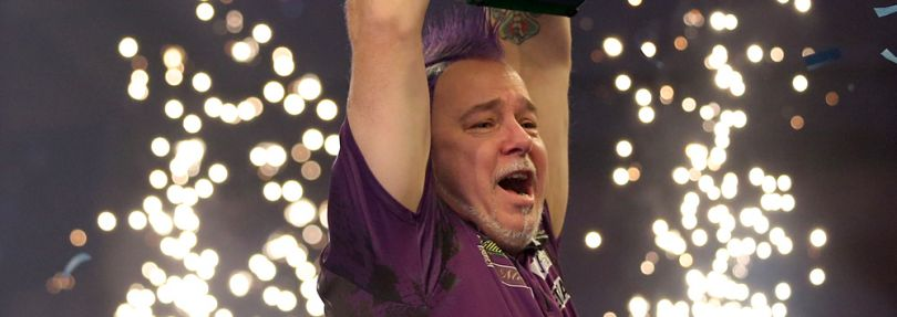 Darts-Weltmeister 2020: Peter Wright