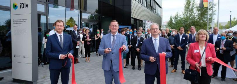 Deutsches Zentrum für integrative Biodiversitätsforschung