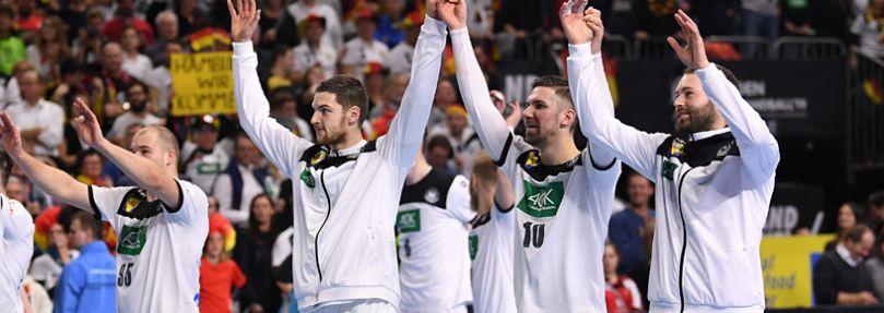 Handball-WM: Deutschland-Spanien