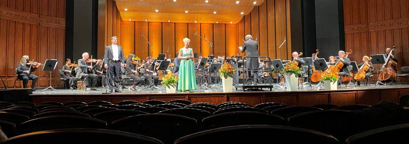 Dessau: Erstes Konzert im Modellprojekt