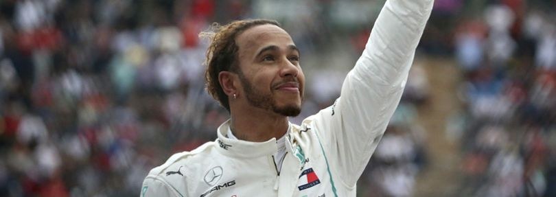Formel 1-Weltmeister Lewis Hamilton