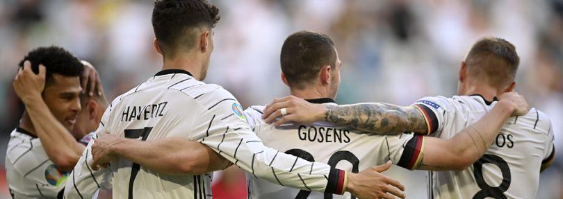 Fußball-EM: Deutschland - Portugal