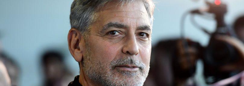 """George Clooney 2019 bei der Premiere des Films """"Catch-22"""""""
