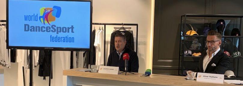 Pressekonferenz mit Joachim Llambi