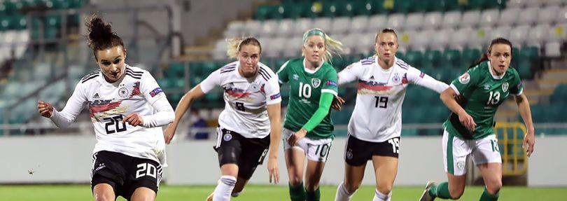 Fußball EM-Qualiifikation: Deutschland - Irland
