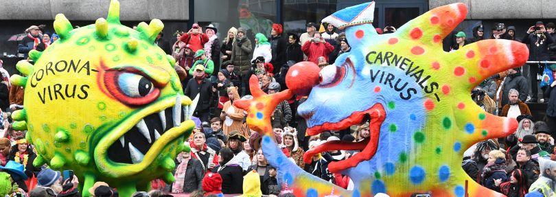 Corona killt den Karneval