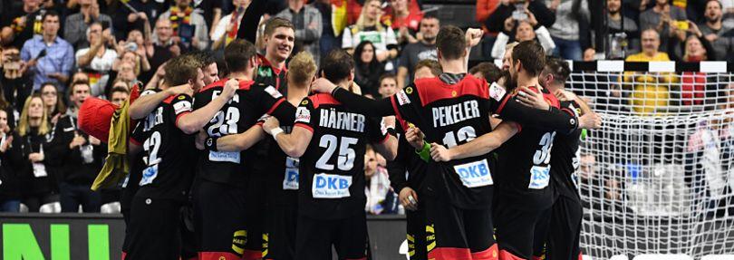 Handball-WM: Deutschland-Kroatien