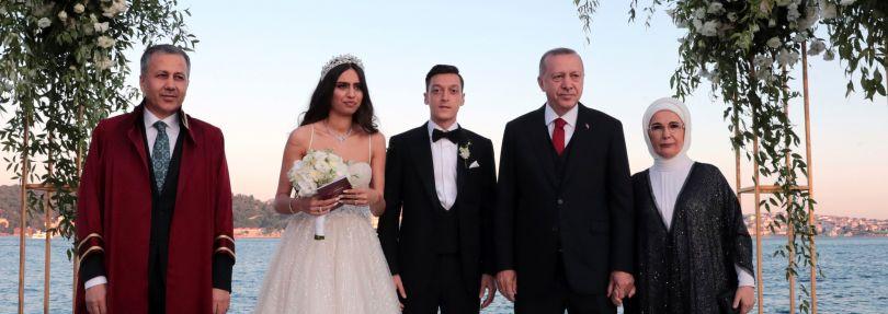 Mesut Özil Hochzeit