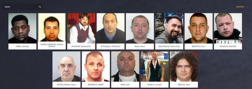 """""""Europe's Most Wanted"""""""