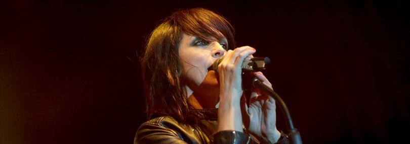 Nena 2015 bei einem Konzert in Magdeburg