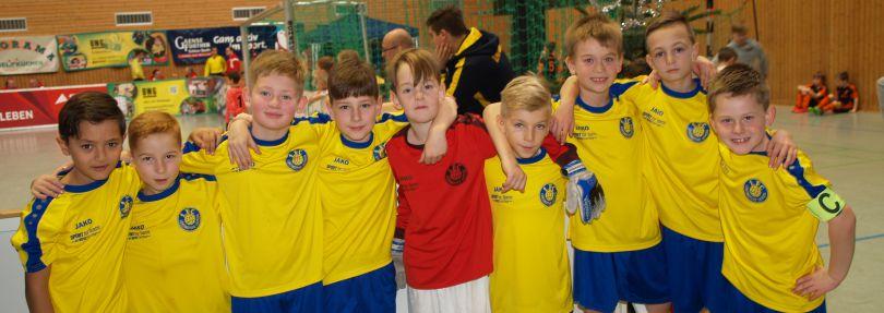 Kids Hallenfußball