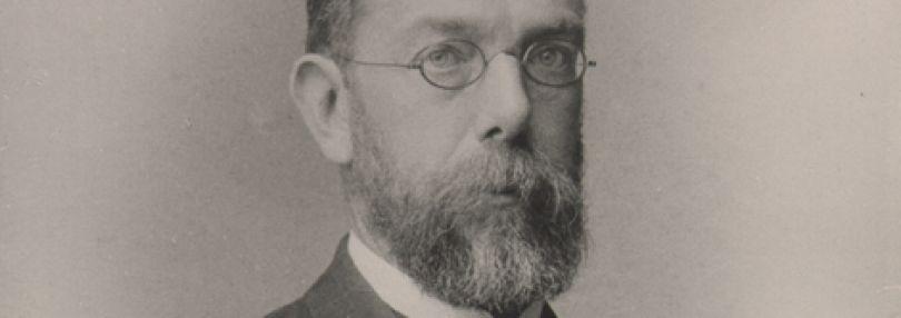 Robert Koch, Mitbegründer der Mikobiologie