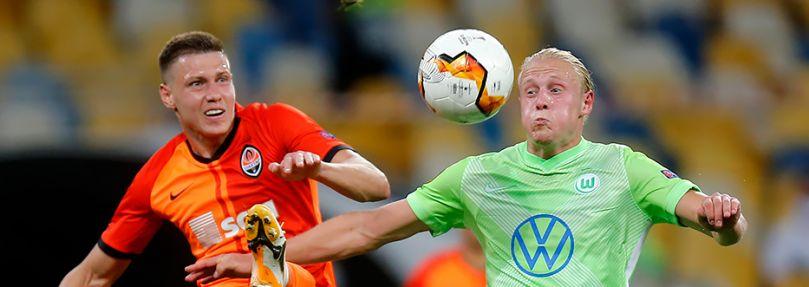 Schachtjor Donezk, VfL Wolfsburg