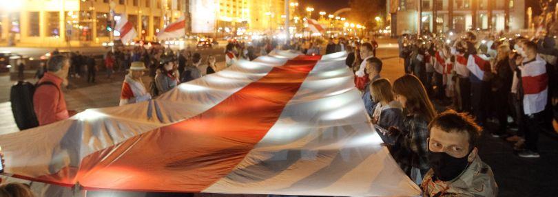 Demonstrationen in Belarus