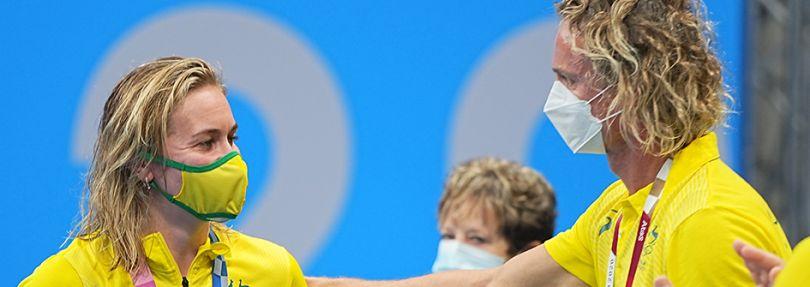 Australiens Schwimmtrainer Dean Boxall