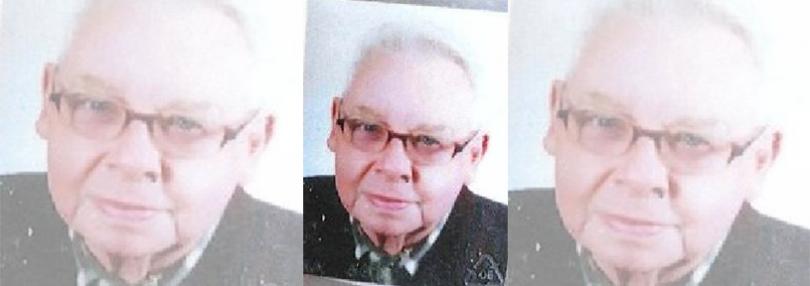 Vermisster Karl Heinz B.