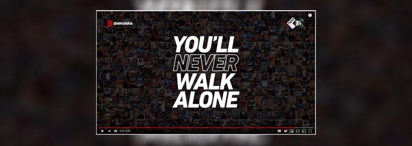 """You'll Never Walk Alone""-Aktion"