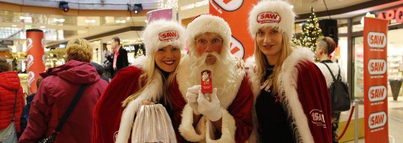 radio SAW Weihnachtsshow