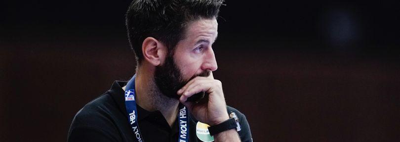SCM-Trainer Bennet Wiegert