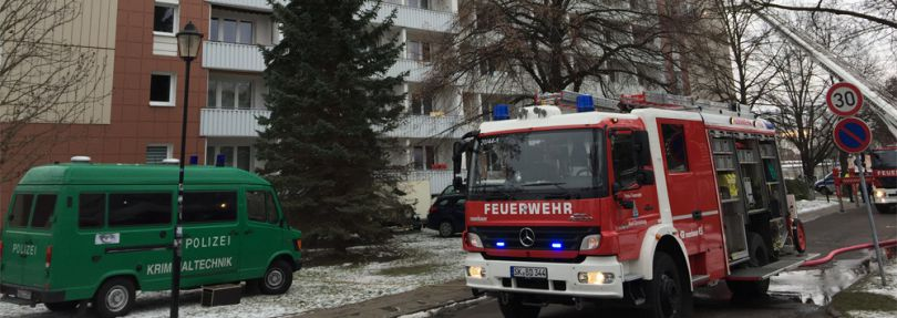 Brand Bad Dürrenberg