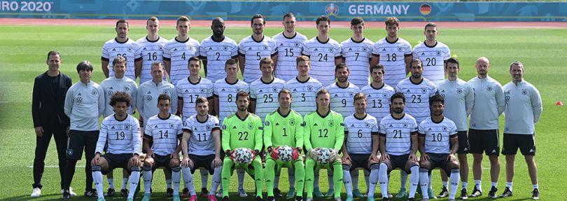 DFB-Team: EM 2021