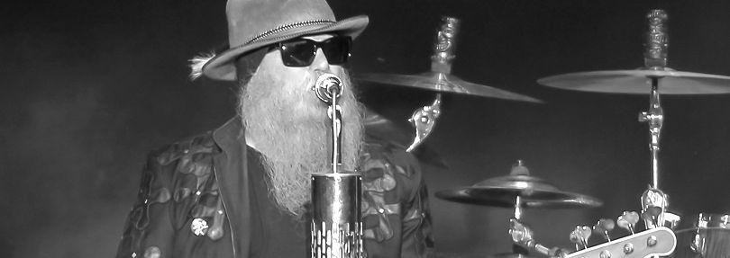 ZZ Top-Bassist Dusty Hill