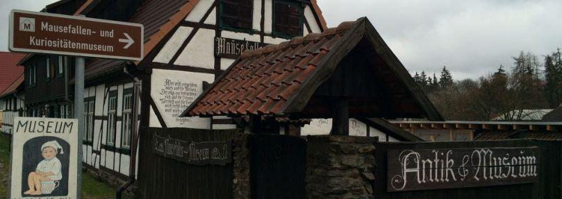 Mausefallenmuseum Güntersberge