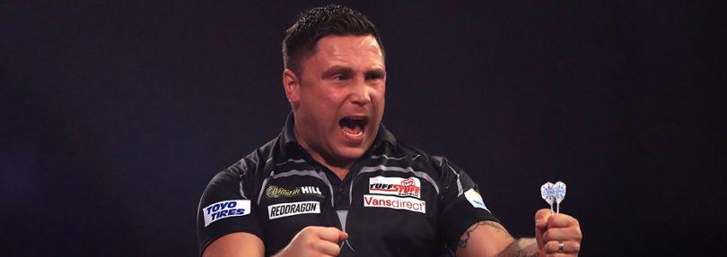 Gerwyn Price, Darts-Weltmeister 2021