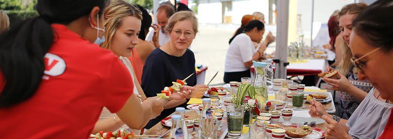 Die gesunde Frühstückspause in Magdeburg