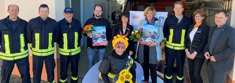 1.000 Euro Gewinner: Heimatverein Gorsdorf-Hemsendorf