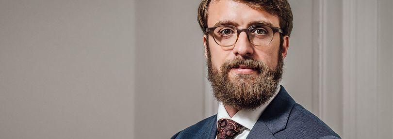 Krisenmanager Marcus Ewald