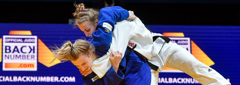 Judo-Europameisterschaften in Prag