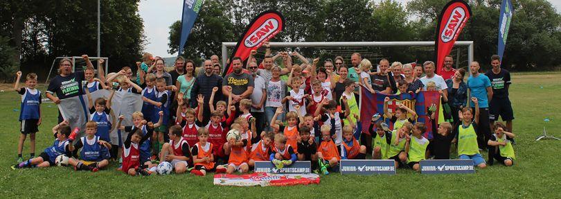 Junior Soccer Camp