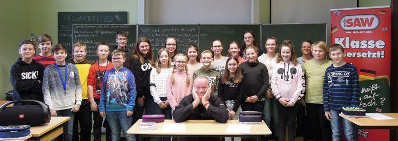 Klasse übersetzt in Bernburg