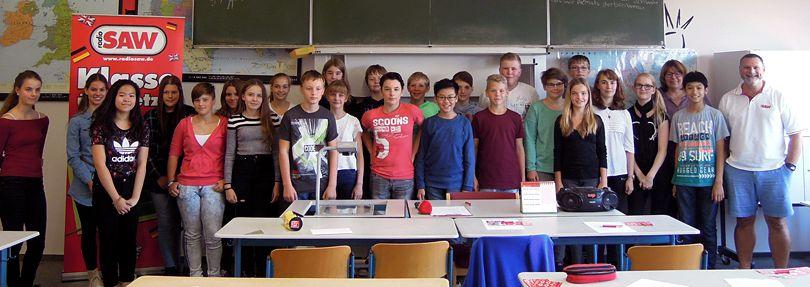 Klasse übersetzt