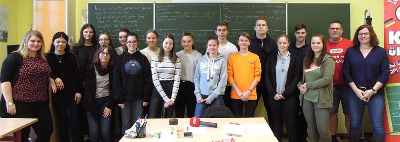 Klasse übersetzt! in Stendal